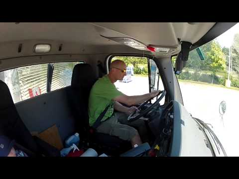 Sysco Food Delivery Truck Sysco Truck Rodeo 2014...