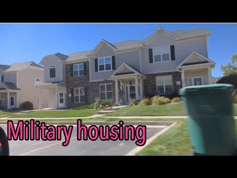 Military base Housing! Fort Carson *lower enlisted edition*