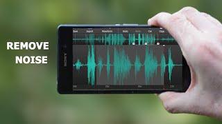 Cara Edit Suara Biar Jernih Pake Smartphone | Menghilangkan Noise di Android
