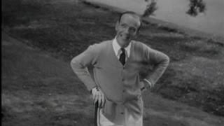 """Фред Астер """"Беззаботная"""" - Доктор играет в гольф"""