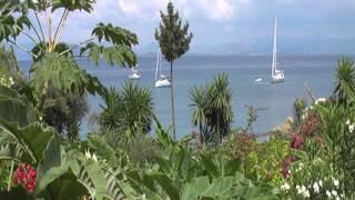 Греция - Корфу -Тез Тур. Прогулка по острову.(Видеоролик об острове Корфу глазами туриста, великолепные пейзажи к которым хочется вернуться еще и еще..., 2015-09-01T10:09:51.000Z)