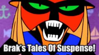 Brak's Tales Of Suspense (groceries)