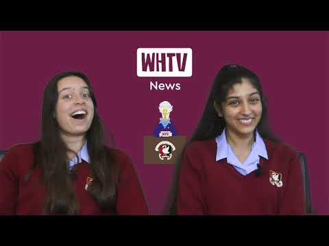 Wycombe High TV News Thursday 1 April 2021   HD