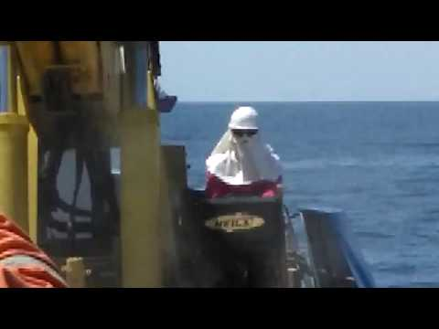 The Offshore Grouting Operations