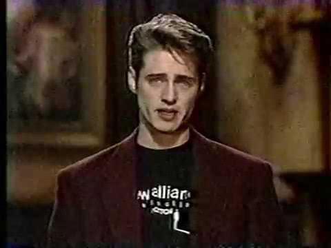 (1992) Snl Promo - Jason Priestley