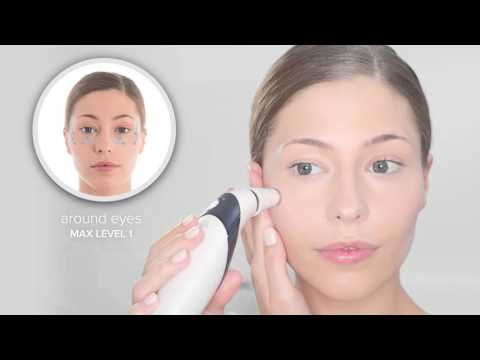 HoMedics Radiance Microdermabrasion - How to use
