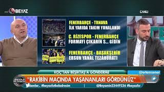 Sinan Engin: Ali Koç'un Beşiktaş taraftarı için yaptığı açıklama gereksiz