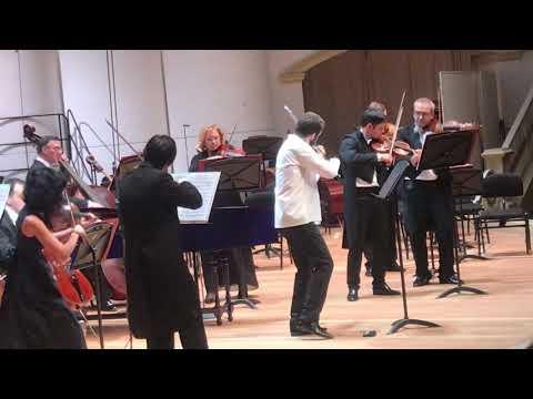 Locatelli. Concerto No. 9 For Violin And Orchestra. Guadanini Violin: Ilya Gringolts
