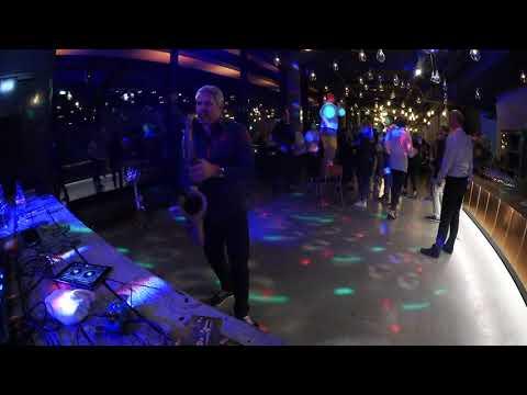 G-SAX & DJ TOM STONE LIVE at Restaurant Daizy Zurich