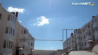 Дома для переселенцев на «Нижнем Солнечном» снова намокли