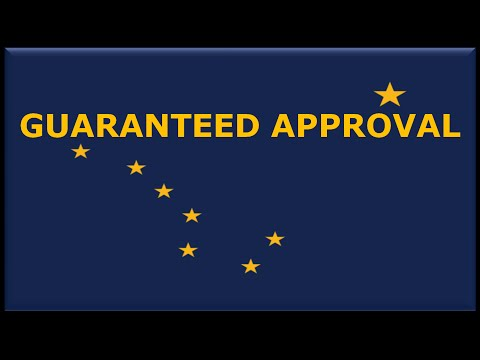 Alaska State Car Financing : Bad Credit Auto Loans Guaranteed Approval with Lower Possible Rates