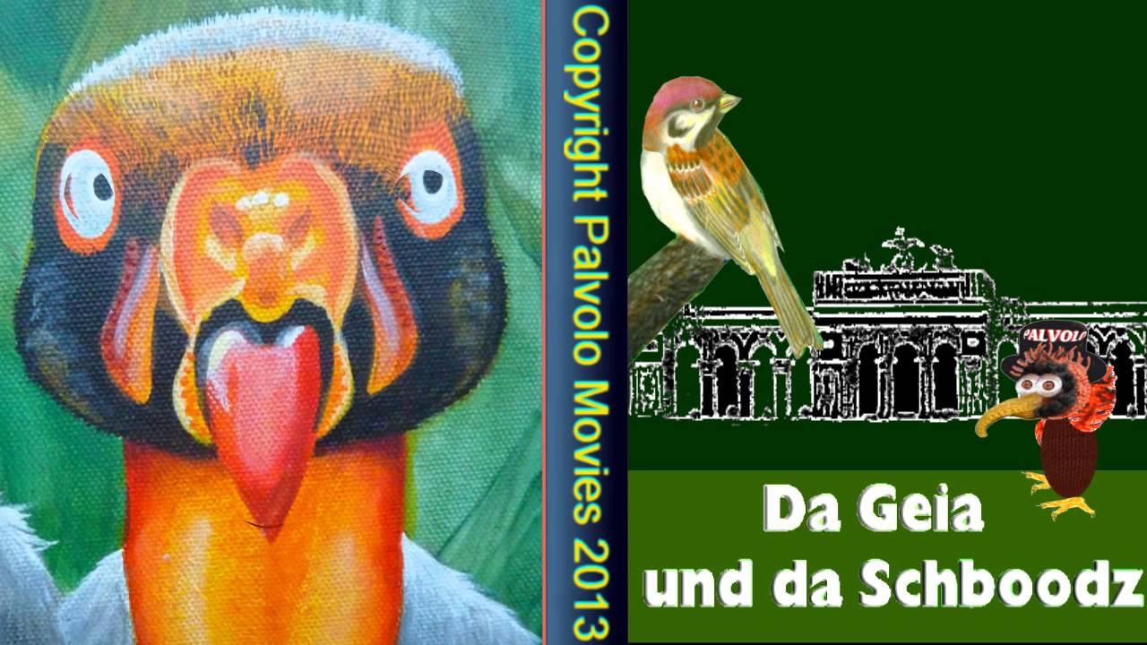 Wiener Dialekt Mundart Gedicht Da Geia Und Da Schboodz