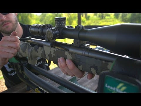 Rifle Test & Review: Winchester XPR Hunter Vias - YouTube
