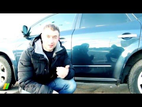 Обзор  Nissan Murano Z50 (Ниссан Мурано), на что смотреть при покупке - Подводные камни от Авто-Лето