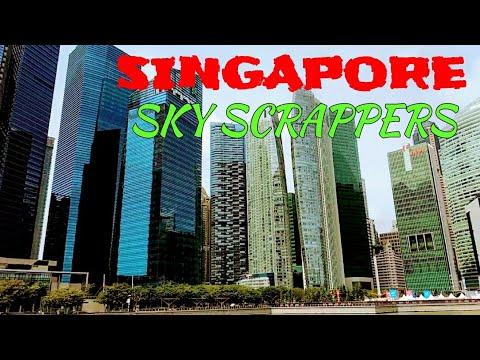 BIGGEST BUILDINGS IN SINGAPORE II SKY SCRAPERS