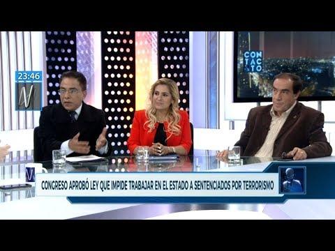 Yonhy Lescano, Maritza García y Roberto Vieira: candidato a presidencia; castración; Kenji desafuero