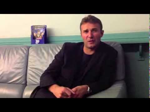Jonathan Wilkes Interview