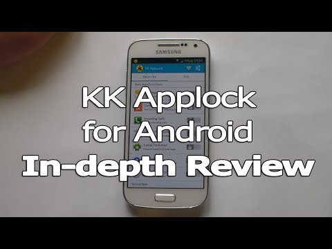 KK AppLock - In-depth Review For Android