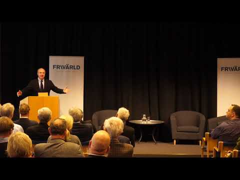Keynote speech: Bill Browder