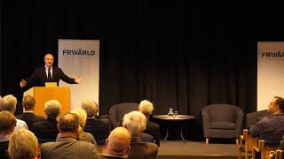 Keynote speech: Bill Browder