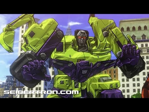 Activision Transformers Devastation Demo with Game Producer