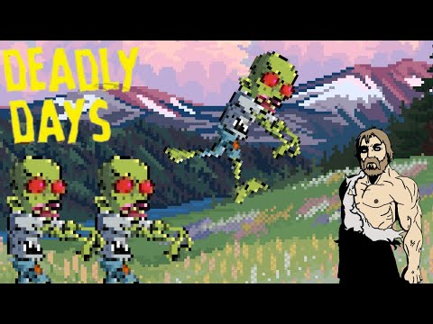 Deadly Days-Hard Zombie Survial Game! |