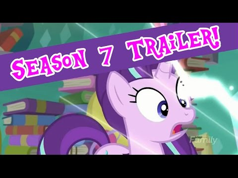 My Little Pony Season 7 Teaser Clip Episode #1! HD