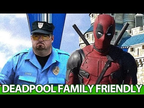 Deadpool vai virar FAMILY FRIENDLY por causa da DISNEY ou vai ser pra 18+?