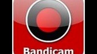 Как записывать в bandicam :со звуком,с вебкой(Некоторый люди не могут записывать видео со звуком или с веб-камерой вот вам ответ..., 2015-08-02T18:01:06.000Z)