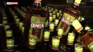 Цех по производству контрафактного алкоголя нашли в коровнике