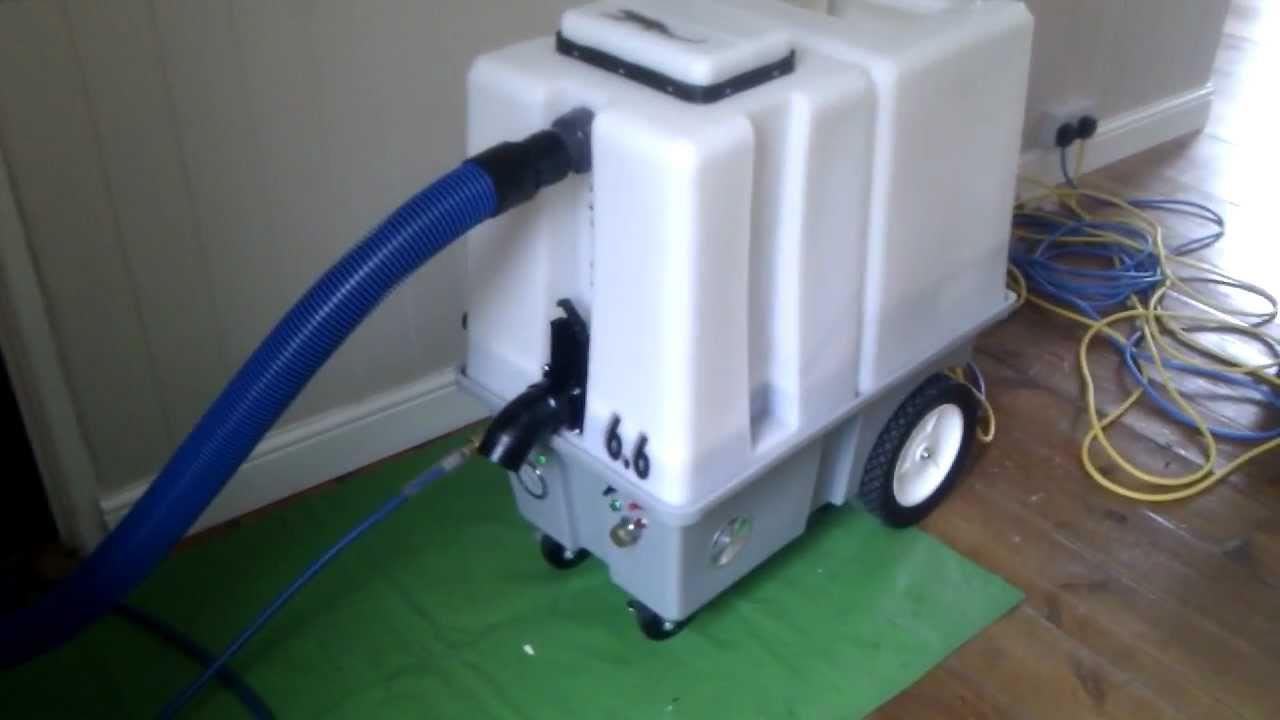 Jaguar 6 6 Carpet Cleaning Machine Youtube