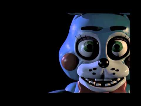 Five Nights at Freddys 2 страшная музыка!