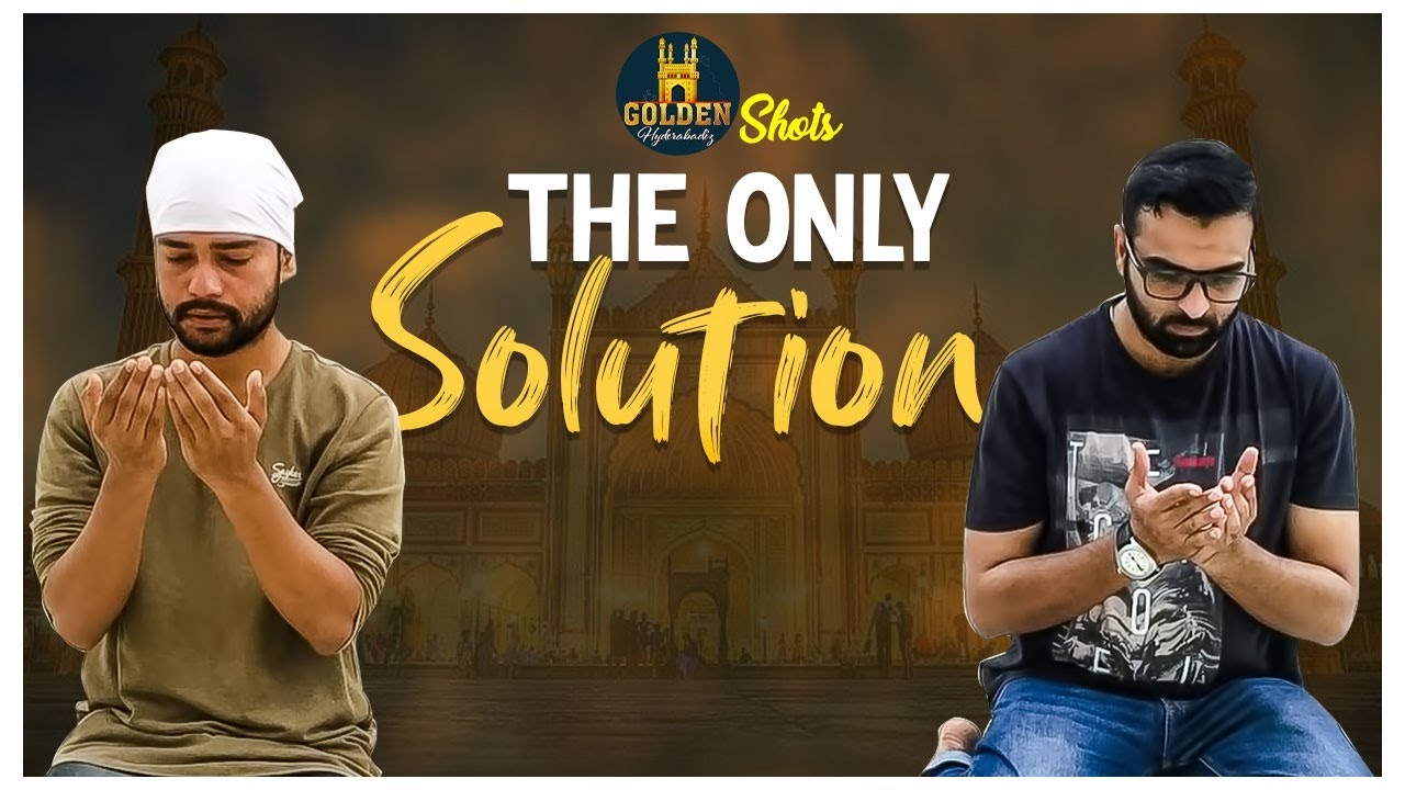 Golden Hyderabadiz Shots | The Only Solution | Shots #7 | Latest Golden Hyderabadiz Videos