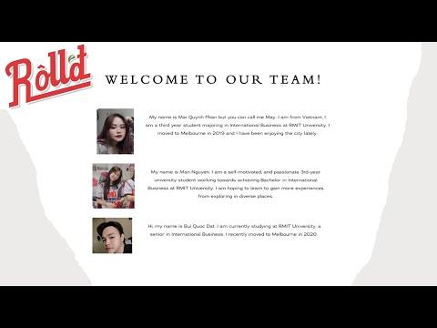 RMIT Digital Marketing MKTG1415 - CHOSEN SME VIDEO