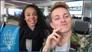 DAMON AND JO | DARE TO TRAVEL | ON THE WAY TO PORTLAND