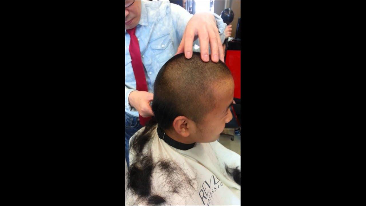 haare rasieren 3mm