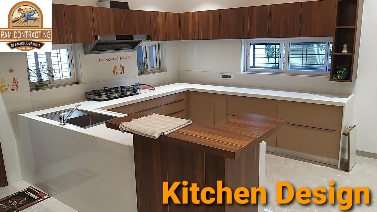 Modular 👌👌kitchen⭐design Indian style, small kitchen interior design, kitchen Tiles design,