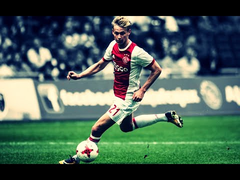 Frenkie de Jong â—� The Diamond of Ajax â—� Full Season Show â—� 2017/18