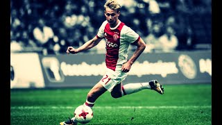 Frenkie de Jong ● The Diamond of Ajax ● Full Season Show ● 2017/18 thumbnail