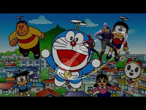 8D  Doraemon Indo Remix DJ KOPLO