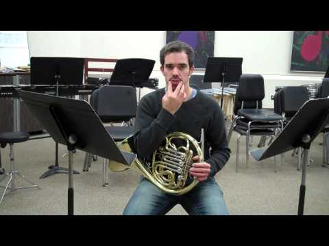 Embouchure for French Horn