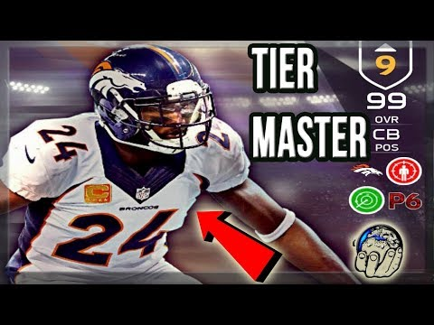 MAX LEVEL TIER 9 99 OVR CHAMP BAILEY IS NERFED! MADDEN 18 RAGE! MADDEN 18 ULTIMATE TEAM HIGHLIGHTS