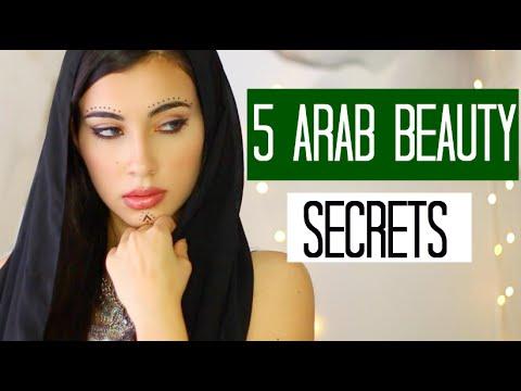 5 Ancient Arab Beauty Secrets | Daniela M Biah - YouTube