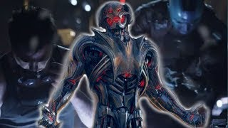 ULTRON IN AVENGERS ENDGAME TRAILER BIG GAME TV SPOT