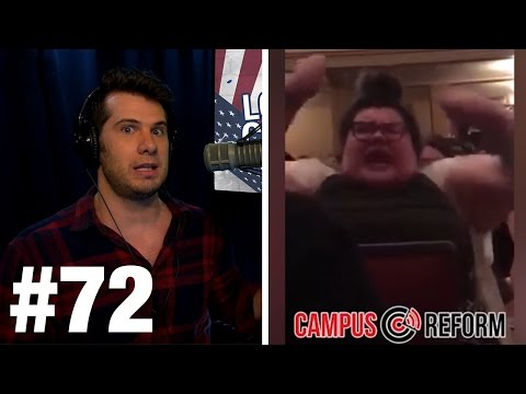 #72 UMASS AND TRIGGLYPUFF! Austin Petersen, Dean Cain, and Andrew Klavan | Louder With Crowder
