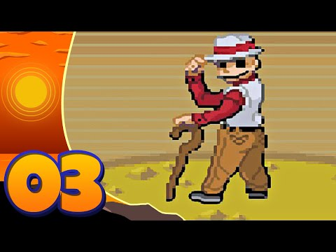 Pokemon Discovery Rom Hack Let's Play W/ Sacred - Episode 3