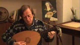 Play Variations On Greensleeves For Lute