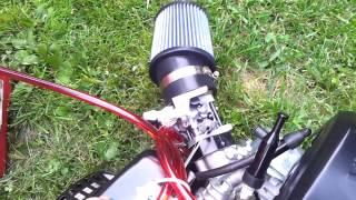 Fully Built! Honda Clone Ohv (predator 212cc) 4stroke Barstool Racer