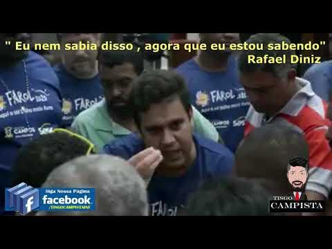 ELE NÃO SABIA !!!!! - CAMPOS DOS GOYTACAZES