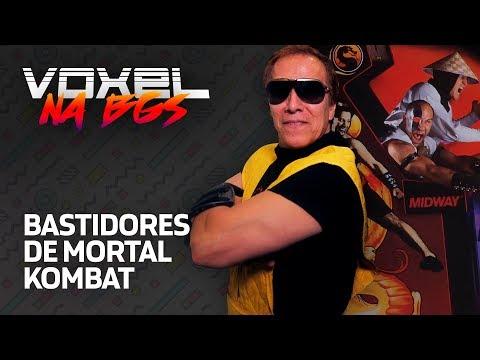 Mortal Kombat: bastidores, curiosidades e violência nos games - Entrevista com Daniel Pesina thumbnail